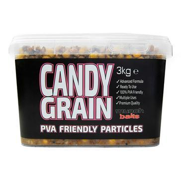 Orange Munch Baits Candy Grain 3kg Bucket