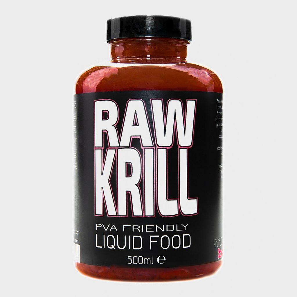 Red Munch Baits Raw Krill 500ml image 1