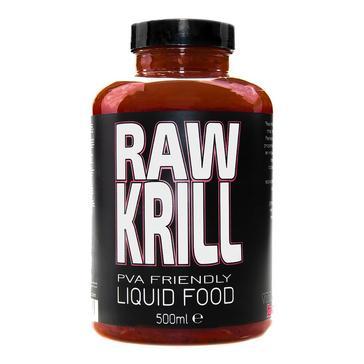 Red Munch Baits Raw Krill 500ml