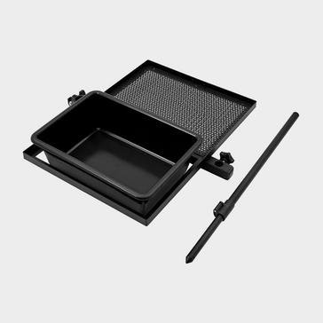Black Westlake Side Tray with Bowl