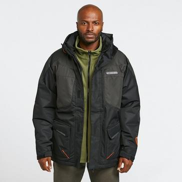Black SavageGear HeatLite Thermo Jacket