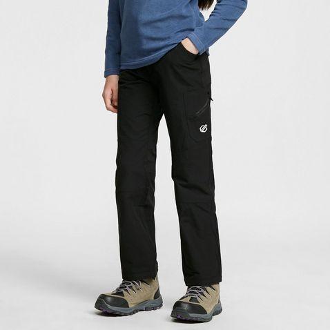 5e4a60534 Black DARE 2B Kids' Reprise Trousers ...