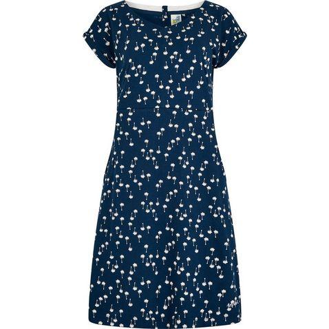 d0ec2dde41 NAVY PALM WEIRD FISH Women's Biscayne Printed Jersey Dress ...