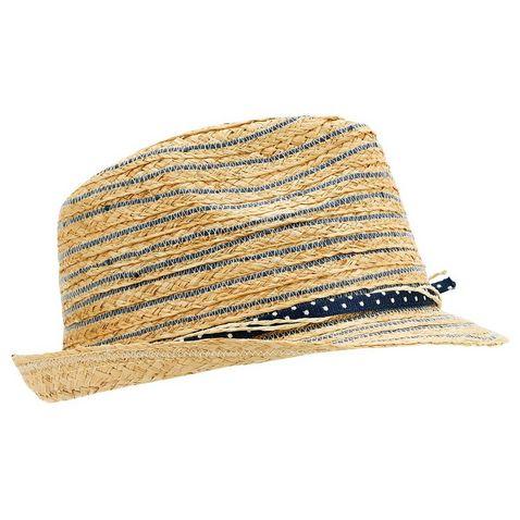 878a6ab3135c4e Natural WEIRD FISH Women's Mamon Straw Panama Hat ...
