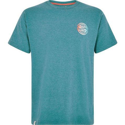 cfcebc7b HARBOUR BLUE WEIRD FISH Men's Summer Surf Graphic T-Shirt