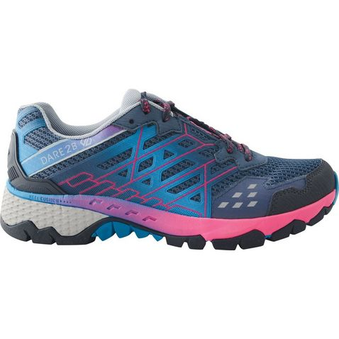8a478c394b5 METEOR GREY DARE 2B Women s Razor II Trail Running Shoes ...