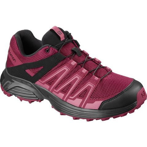 best sneakers 8d1f2 83039 DARK RED Salomon Women s XT Inari Trail Running Shoe