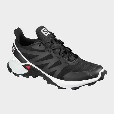bbffa162bafa5 Black Salomon Men's Supercross Running Shoes