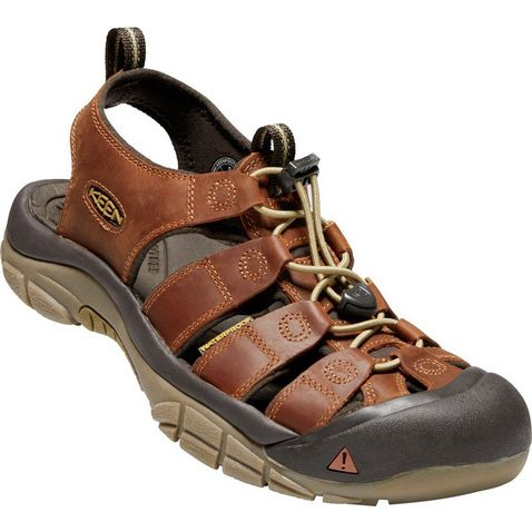 1fa496d2cd73 Tan Keen Men s Newport Walking Sandals