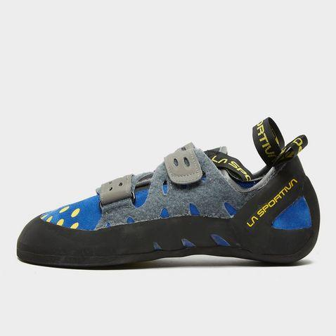 02a73d93b8 OCEAN BLUE LA SPORTIVA Men's Tarantula Climbing Shoes ...
