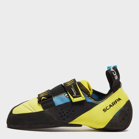 Ocun Mens Strike QC Climbing Shoes Blue Sports Breathable Lightweight