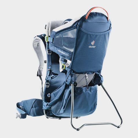 3b603edc65bb1 MIDNIGHT BLUE DEUTER Kid Comfort Active Child Carrier Rucksack