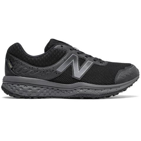 d93437949 Black New Balance Men's T620 GTX Waterproof Running Shoes ...