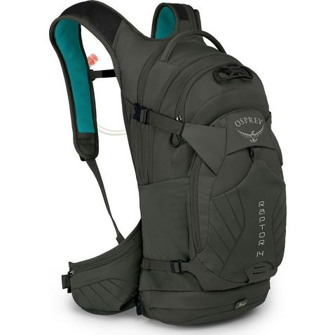 0ed28ae69e CEDAR GREEN Osprey Raptor 14 Daypack (with Hydration System) ...