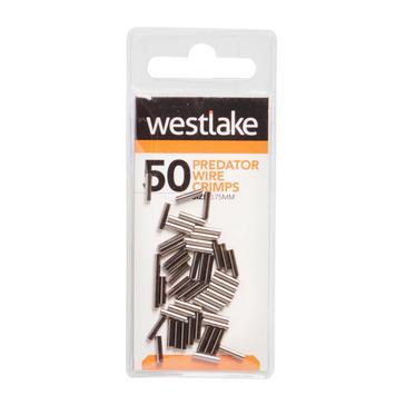 Black Westlake Slim Crimps Medium