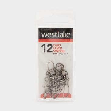 Silver Westlake Duo Lock Swivel