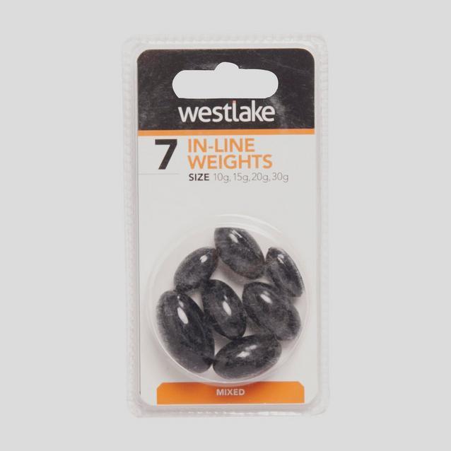 Black Westlake Black Inline Weights Mixed image 1
