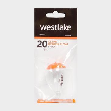 Orange Westlake Clear Pike Bobber Float 20g