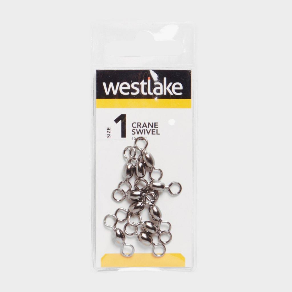 Silver Westlake Crane Swivel (Size 1) image 1