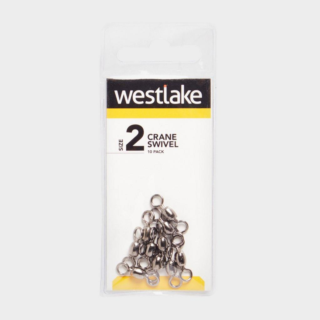 Silver Westlake Crane Swivel (Size 2) image 1