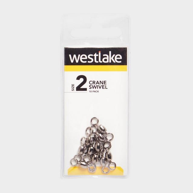 Silver Westlake Crane Swivel Size 2 43Kg image 1
