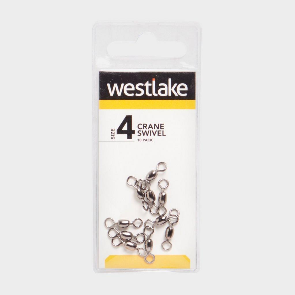 Silver Westlake Crane Swivel (Size 4) image 1