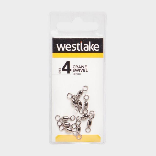 Silver Westlake Crane Swivel Size 4 35Kg image 1