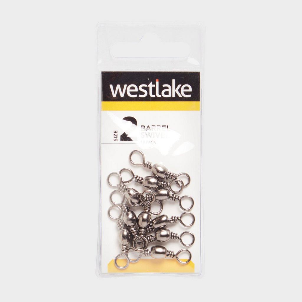 Silver Westlake Barrel Swivel Size 2 (46kg) image 1