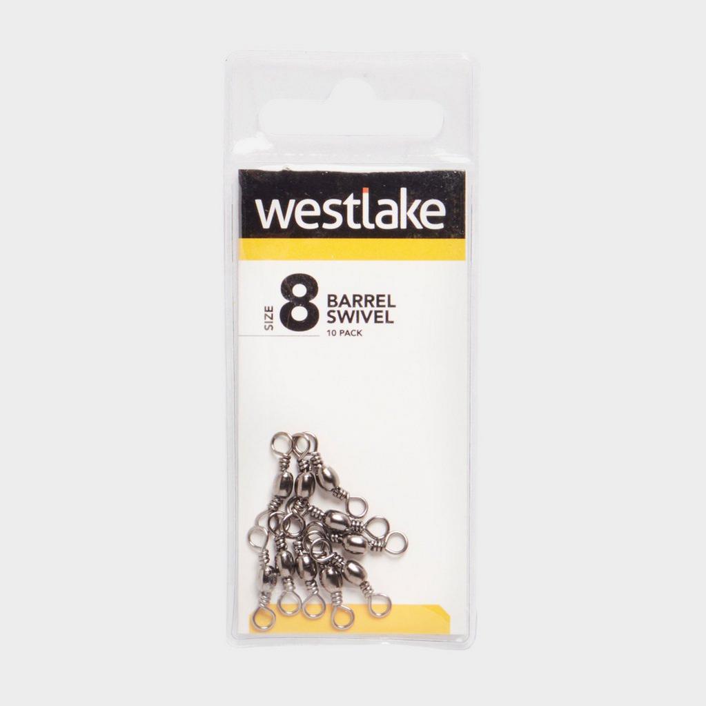 Silver Westlake Barrel Swivel Size 8 20kg image 1
