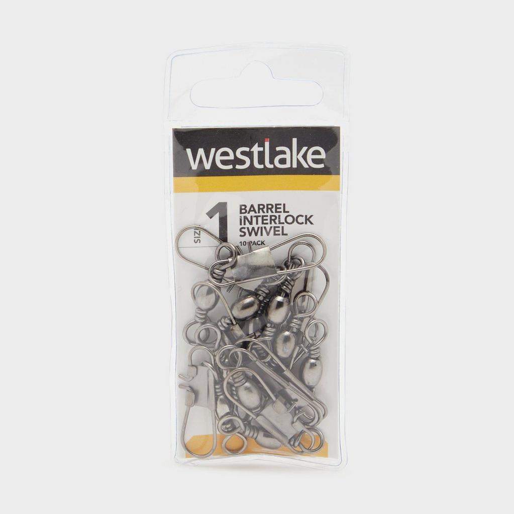 Silver Westlake Barrel Interlock Sz 1 43Kg image 1