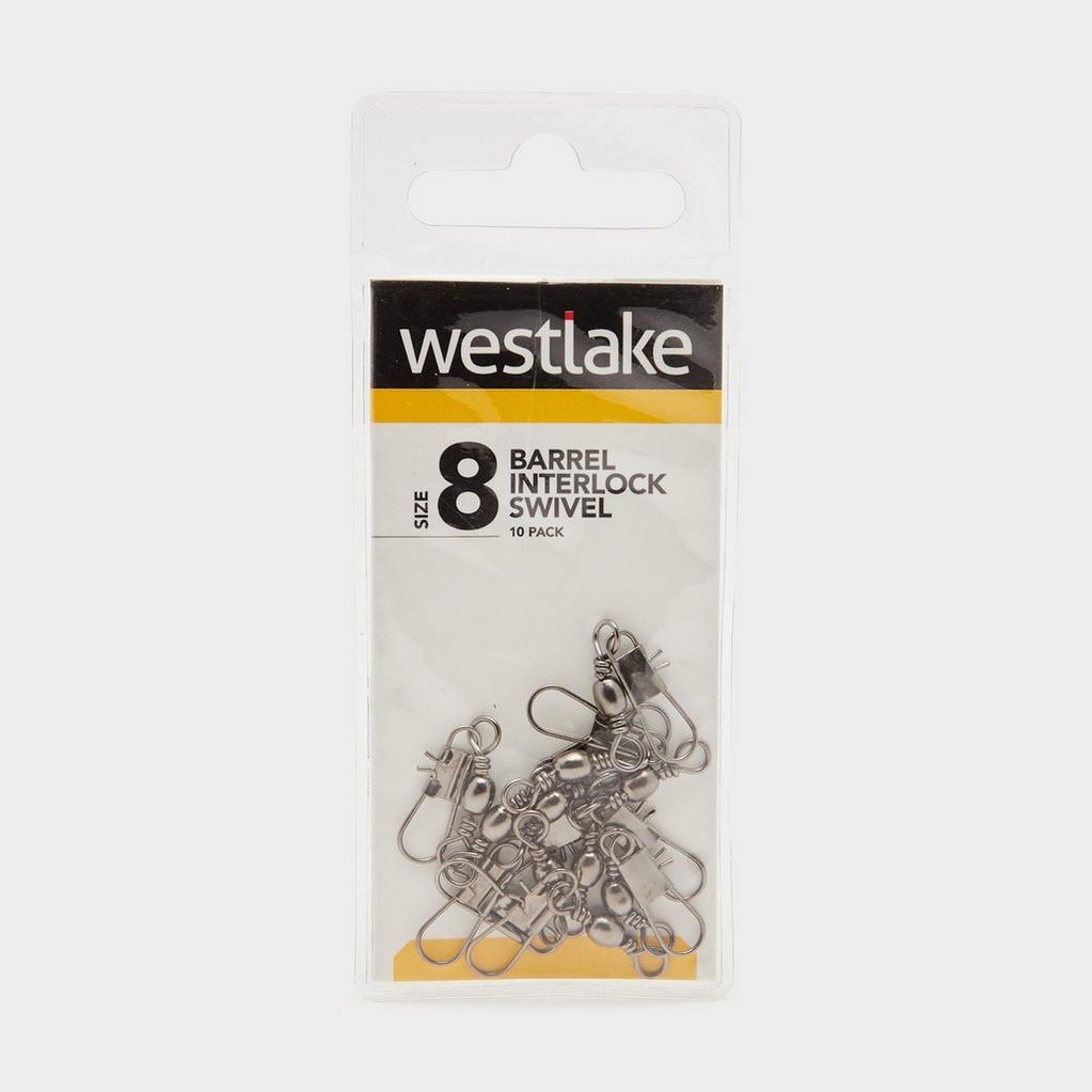 Silver Westlake Barrel Interlock Sz 8 14Kg image 1