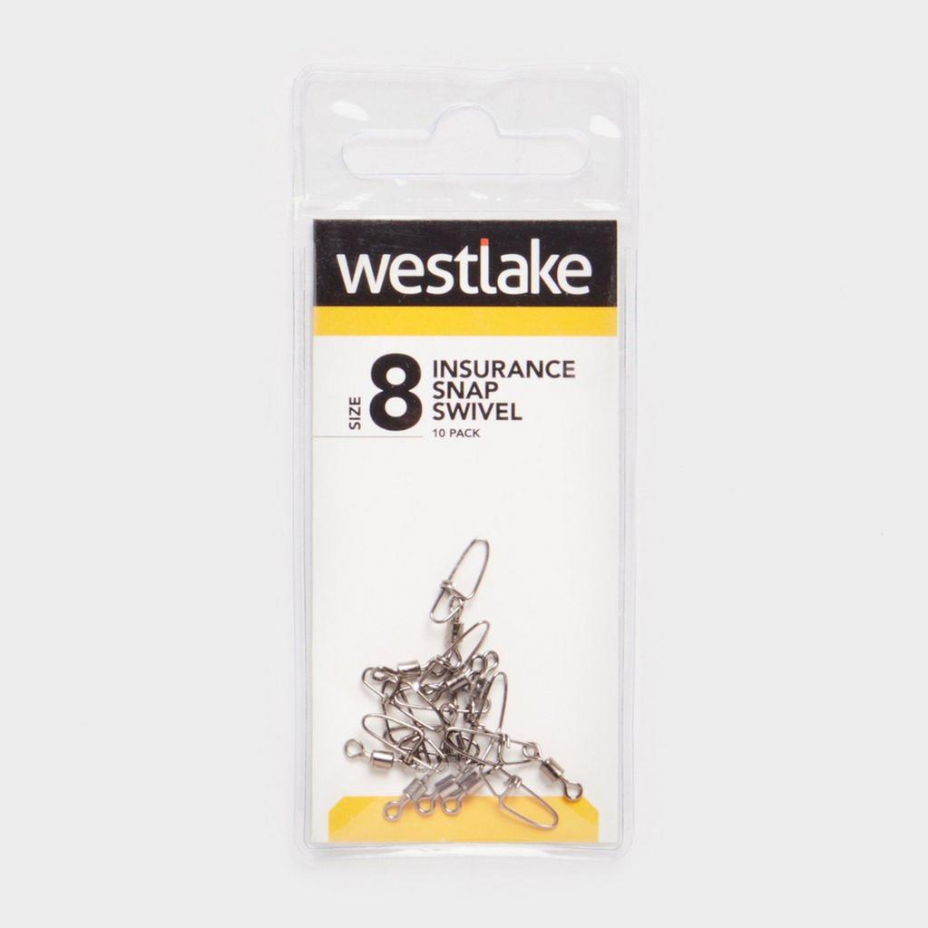 Silver Westlake Insurance Snap Swivel Size 8 10kg image 1