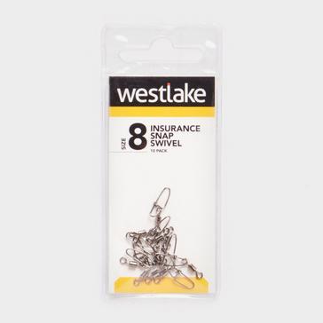 Silver Westlake Insurance Snap Swivel Size 8 10kg