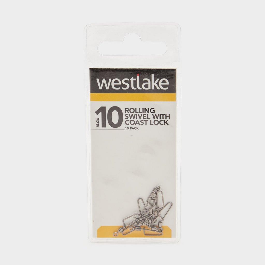 Silver Westlake Swivel Coast Lock Sz 10 12Kg image 1