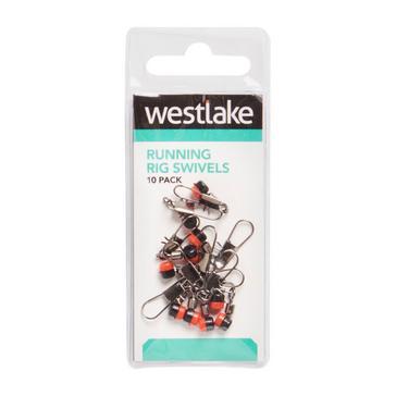 Multi Westlake Running Rig Swivels Medium 10 Pieces