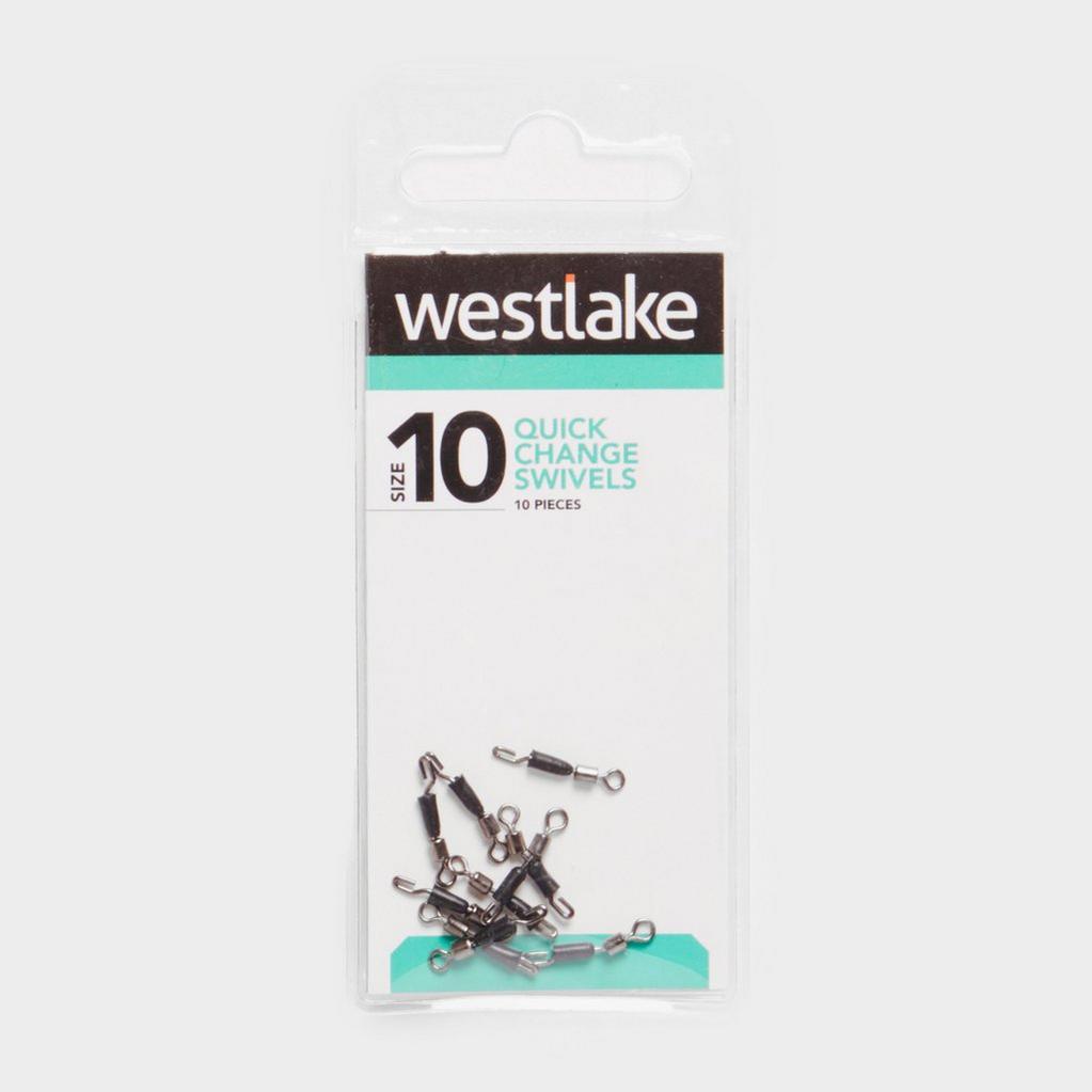 Silver Westlake Quick Change Swivels (Size 10) image 1
