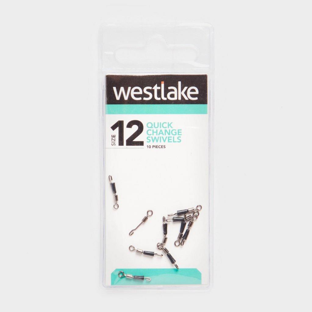 Silver Westlake Quick Change Swivels (Size 12) image 1