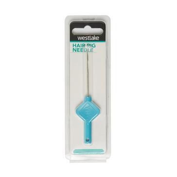 Blue Westlake Hair Rig Hook Tool