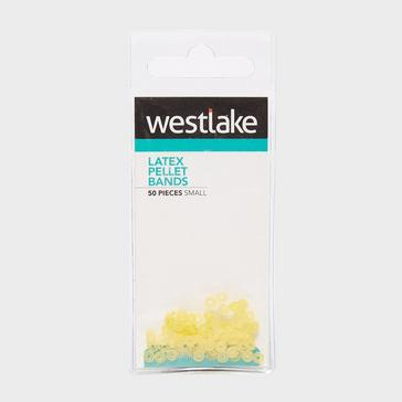Yellow Westlake Latex Pellet Bands Small