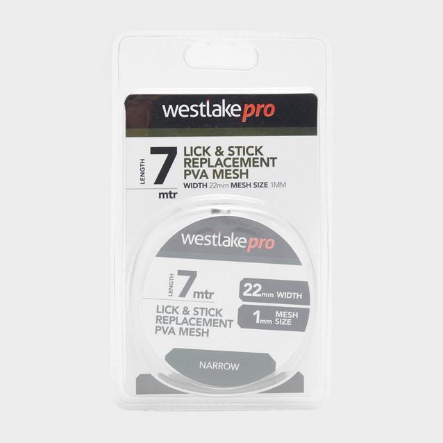 White Westlake Mesh Tubing Refill Narrow image 1