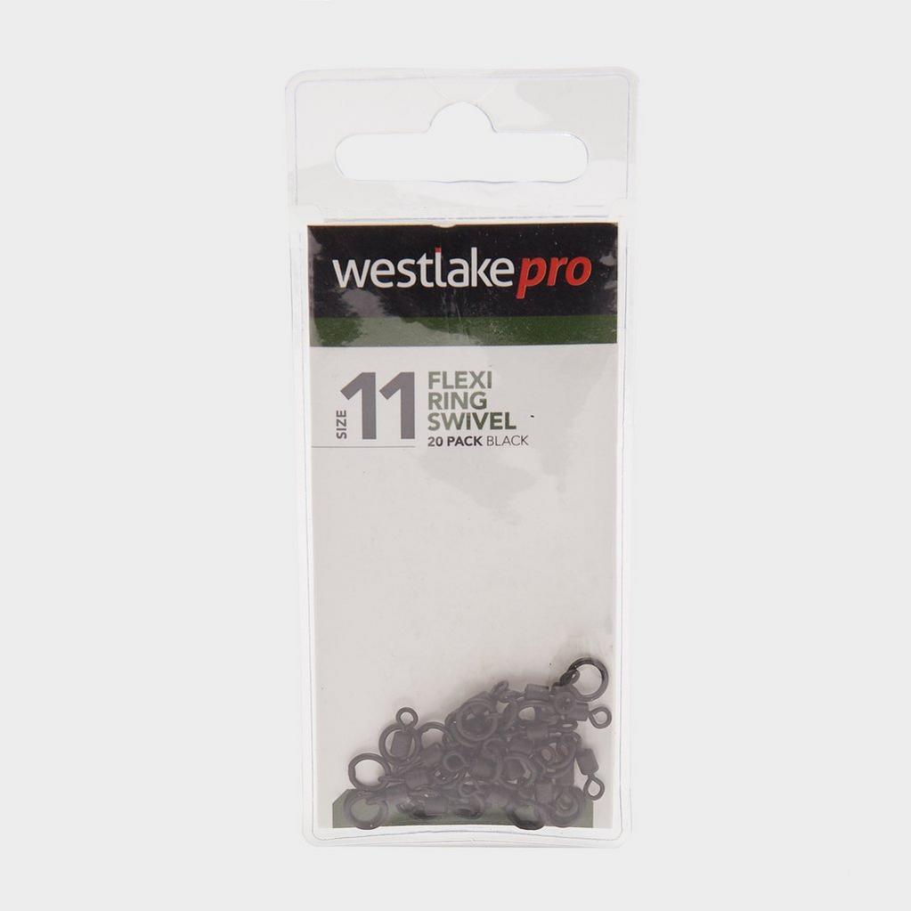 Black Westlake Flexi Ring Swivel Size 11 20Pk image 1