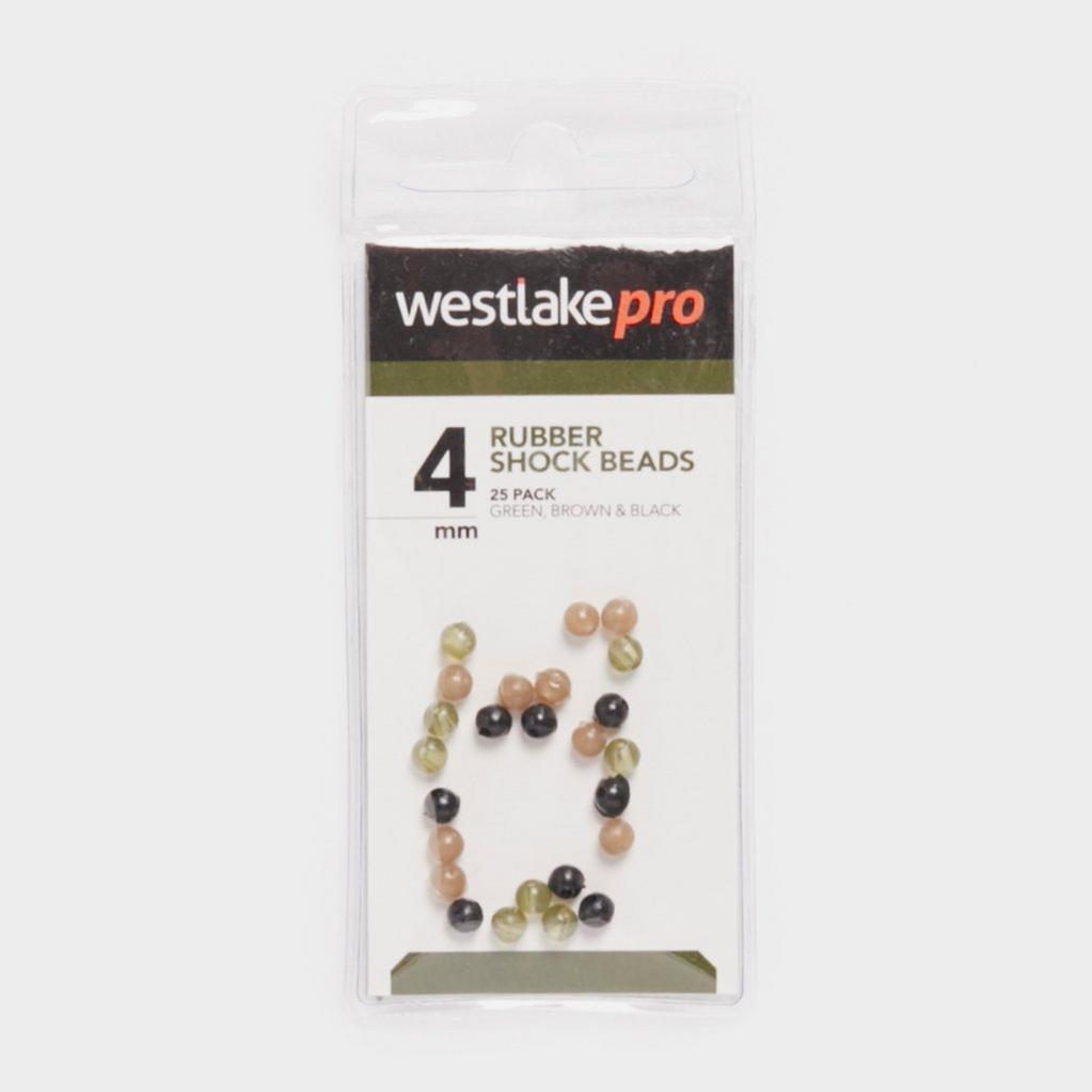 Multi Westlake Rubber Shock Beads (4mm) image 1