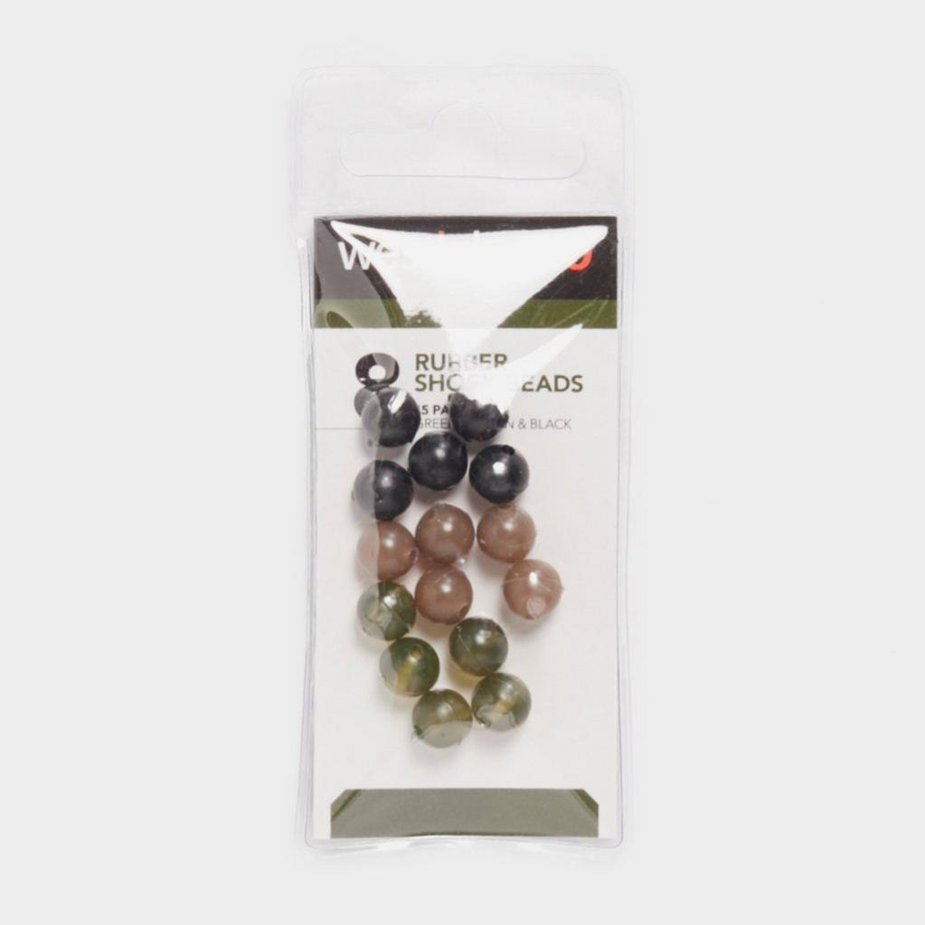 Multi Westlake Rubber Shock Beads (8mm) image 1