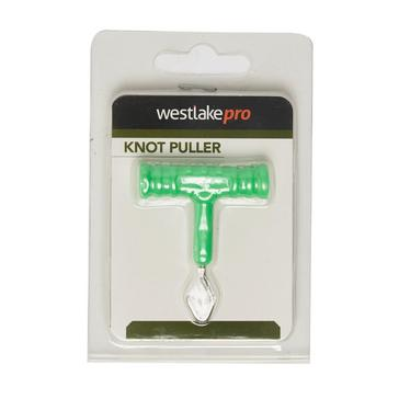 Green Westlake Knot Loop Puller
