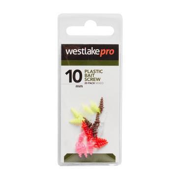 Multi Westlake Plastic Bait Screw (10mm)