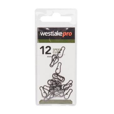 Black Westlake Link Clips Slim (12mm)