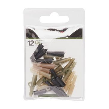 Multi Westlake Lead Clips and Tail Rubbers (Mixed)