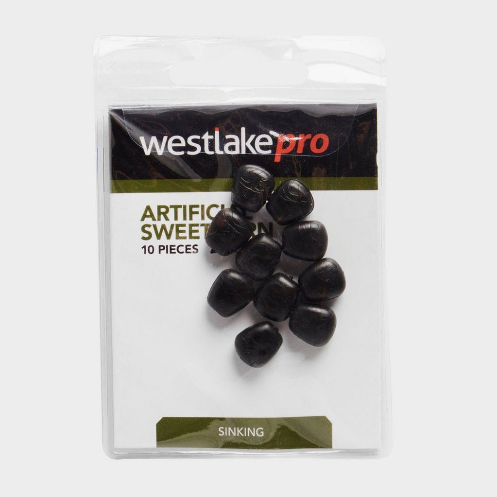 Black Westlake Artificial Sweetcorn Black Sinking Bait (10 Pack) image 1