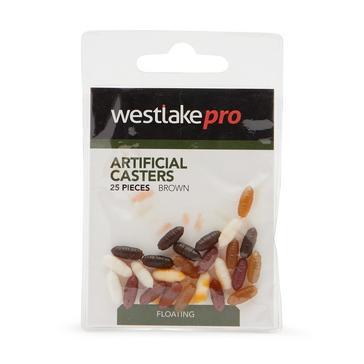 Brown Westlake Artificial Casters in Brown