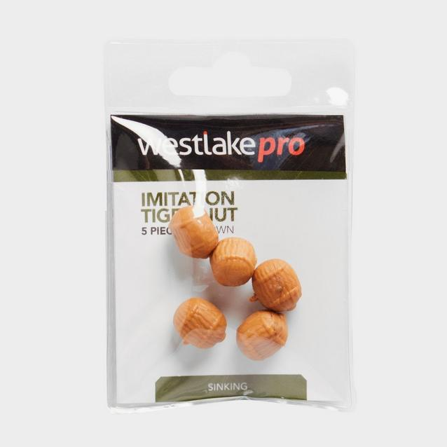 Orange Westlake Tiger Nut Sinking 5Pc image 1